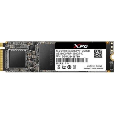 ADATA SSD M.2 2280 NVMe Gen3x4 256GB SX6000