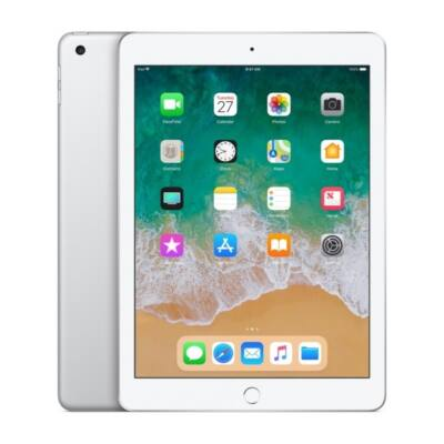 APPLE 9.7-inch, iPad 6, Wi-Fi, 32GB - Silver (2018)