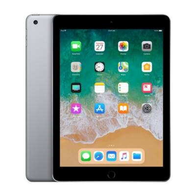 APPLE 9.7-inch, iPad 6, Wi-Fi, 32GB - Space Grey (2018)
