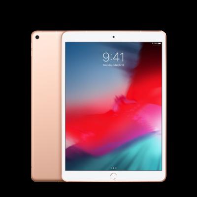 Apple 10.5-inch iPadAir 3 Wi-Fi + Cellular 256GB - Gold (2019)
