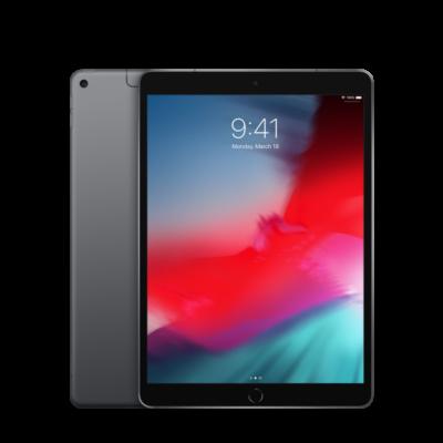 Apple 10.5-inch iPadAir 3 Wi-Fi + Cellular 256GB - Space Grey (2019)