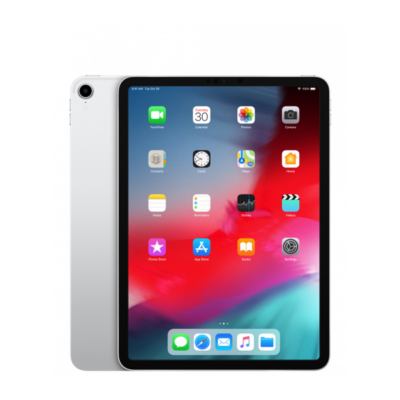 Apple 11-inch iPad Pro Wi-Fi 256GB - Silver (2018)