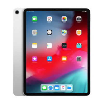 "Apple 12.9"" iPad Pro Cellular 256GB - Silver (2018)"