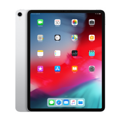 Apple 12.9-inch iPad Pro Cellular 512GB - Silver (2018)