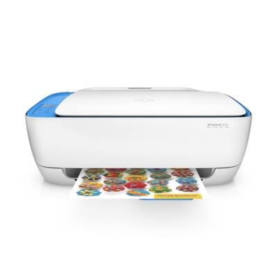 HP Tintasugaras MFP NY/M/S Deskjet 3639 All-in-One Printer, USB/Wlan A4 8,5lap/perc(ISO), 4800x1200 dpi,