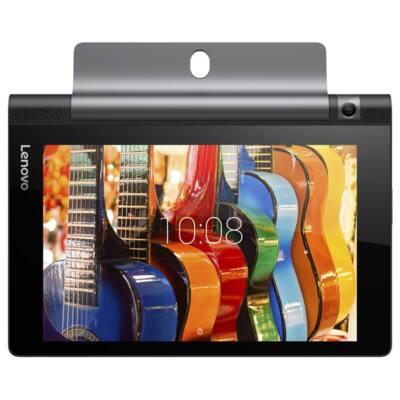 """LENOVO  YOGA Tab3 8 (YT3-850M), 8.0"""" HD IPS, Qualcomm MSM8909 Quad-Core, 2GB, 16GB eMMC, 4G LTE, Android 6.0, Fekete."""