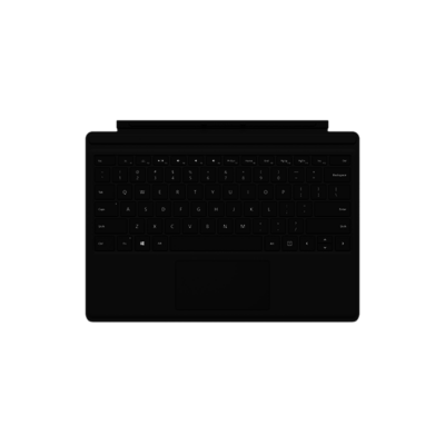 Microsoft Surface Pro 4 Type Cover /fekete - German