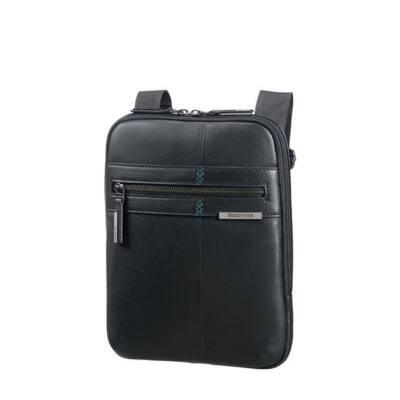 "SAMSONITE BŐR Tablet táska 86457-1041, TABLET CROSSOVER L 9.7"" (BLACK) -FORMALITE LTH"