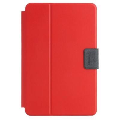 "TARGUS Tablet tok, SafeFit 7-8"" Rotating Universal Tablet Case - RED"