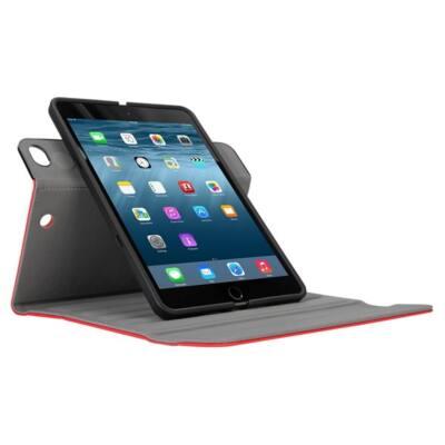 TARGUS Tablet tok, VersaVu™ iPad mini 4,3,2 &1 Tablet Case - RED