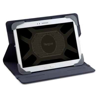 """TARGUS Tablet tok, Fit N' Grip 9-10"""" Standard Universal Tablet Case - BLACK"""