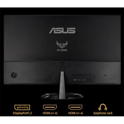 "ASUS VG279Q1R GAMING LED Monitor 27"" IPS, 1920x1080, HDMI/Displayport, 3,5mm Mini-jack, 144Hz"