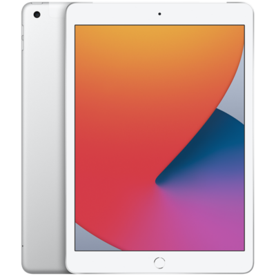 Apple 10.2-inch iPad 8 Cellular 128GB - Silver