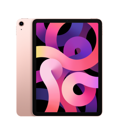 Apple 10.9-inch iPad Air 4 Wi-Fi 256GB - Rose Gold