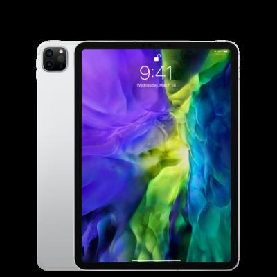 "Apple 11"" iPad Pro Cellular 128GB - Silver (2020)"