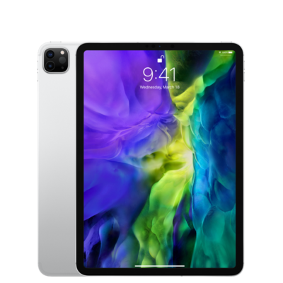 "Apple 11"" iPad Pro Cellular 256GB - Silver (2020)"
