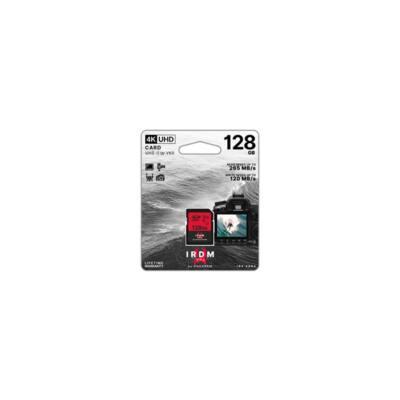 GOODRAM Memóriakártya SDXC 128GB UHS-II V60
