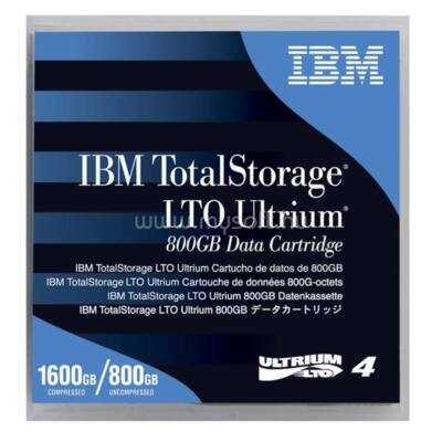IBM Adatkazetta - Ultrium 800/1600GB LTO4