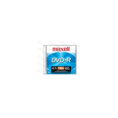 MAXELL DVD lemez -R 4.7GB 16x Slim tok