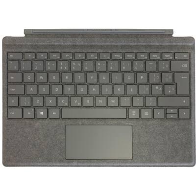 Microsoft Surface Pro Type Cover /Platinum UK/Ireland + HUN