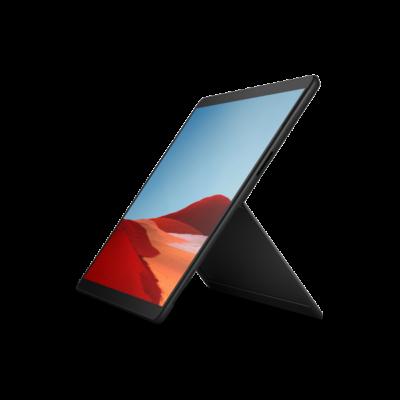 """Microsoft Surface Pro X - 13"""" (2880 x 1920) - SQ1 (w Adreno 685 GPU) - 8GB RAM - 128GB SSD - LTE - Windows 10 Home,Black"""