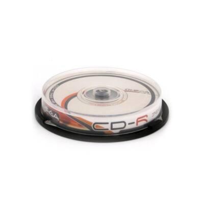 OMEGA-FREESTYLE CD lemez CD-R80 10db/Henger 52x