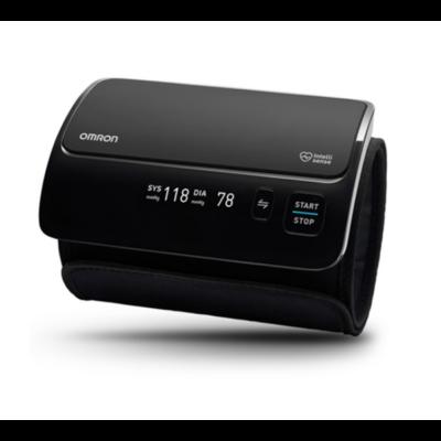 OMRON EVOLV Intellisense Okos Felkaros vérnyomásmérő, automata, vezeték nélküli, 100 méréses memória, Omron connect app