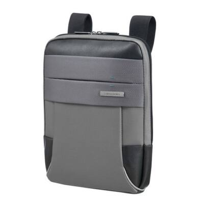 "SAMSONITE Tablet táska 103570-1412, FLAT TABL.CR-OVER L 9.7"" (GREY/BLACK) -SPECTROLITE 2.0"