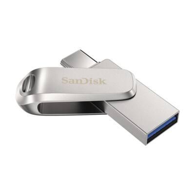 SANDISK DUAL DRIVE LUXE, TYPE-C™, USB 3.1 Gen 1, 128GB, 150MB/S