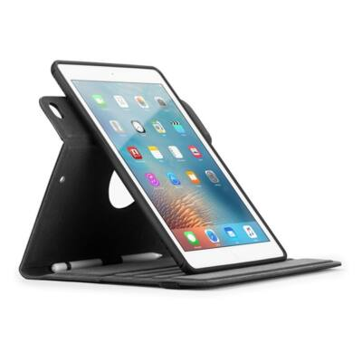 "TARGUS Tablet tok THZ634GL, Versavu Rotating iPad (2018/2017) 9.7"" iPad Pro, iPad Air 2 & iPad Air Case - Black"