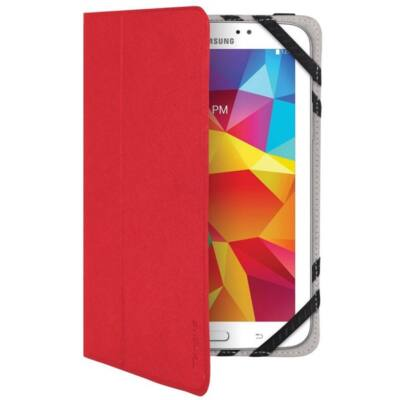 "TARGUS Tablet tok THD45503EU, Foliostand™ Universal Tablet Case 7-8"" - Red"